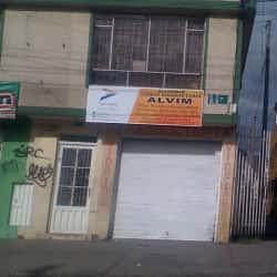 Alvim Aluminio, Vidrio, Marqueteria en Bogotá