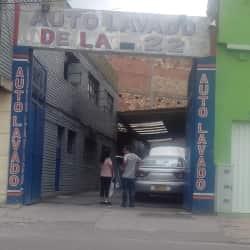 Auto Lavado De La 22 en Bogotá