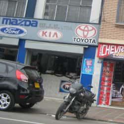 Comercial Servi Mazda en Bogotá