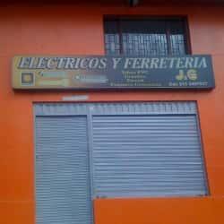 Eléctricos y Ferretería J.C en Bogotá
