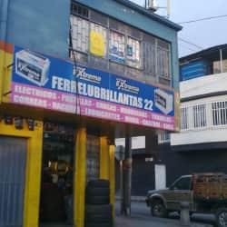 Ferrilubrillantes de la 22 en Bogotá