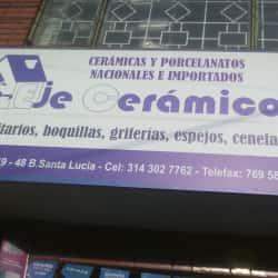 Eje Cerámico en Bogotá