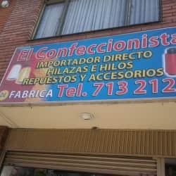 El Confeccionista en Bogotá