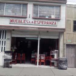 Muebles la Esperanza en Bogotá