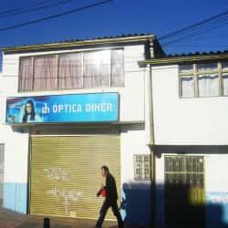 Óptica Diher en Bogotá