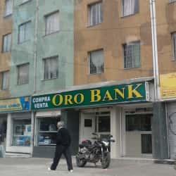 Oro Bank en Bogotá
