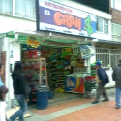 El gran $ en Bogotá