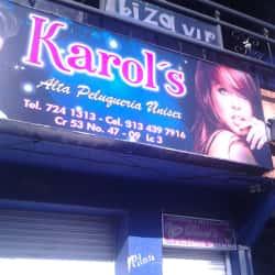karol's Alta Peluquería en Bogotá