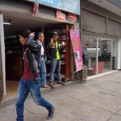 Cabinas de la 18  en Bogotá