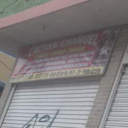 Cacique Emanuel en Bogotá
