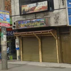 Video Bar Luna Azul en Bogotá