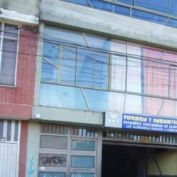Vidriería y Marquetería los Almendros del Norte en Bogotá