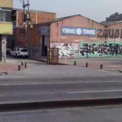 Vidrios Tempse en Bogotá