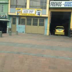 Auto Cruz en Bogotá