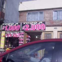 Todo a Mil y A Dos Mil Santa Rosita en Bogotá