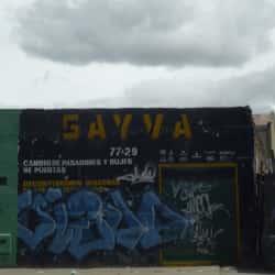 Sayva en Bogotá