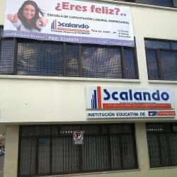 Scalando en Bogotá