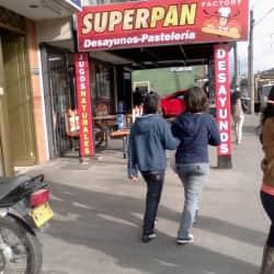 Panadería SuperPan  en Bogotá
