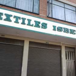 Textiles Isbett en Bogotá