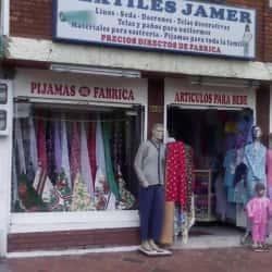 Textiles Jamer en Bogotá