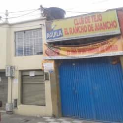 Club de Tejo El Rancho de Juancho en Bogotá