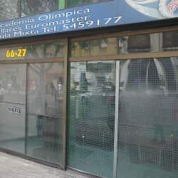 Academia Olímpica Billares Euromaster en Bogotá