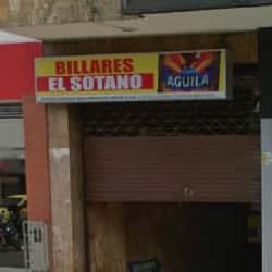 Billares El Sotano en Bogotá