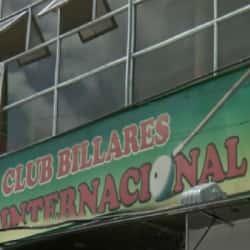 Club Billares Internacional en Bogotá
