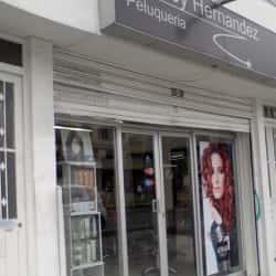 Norbey Hernández Peluquería en Bogotá