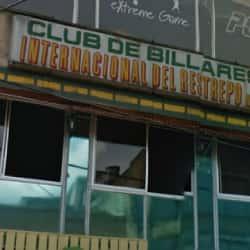 Club de Billares Internacional del Restrepo en Bogotá