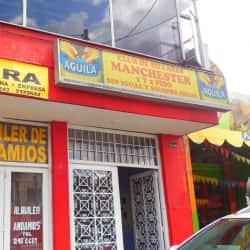 Club de billares Manchester en Bogotá