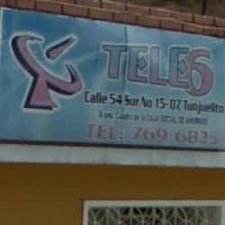 Tele 6 en Bogotá