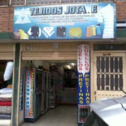 Tejidos Jota. E en Bogotá