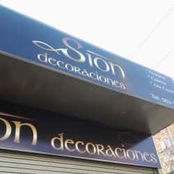 Sion Decoraciones en Bogotá