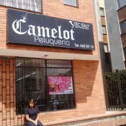 Peluquería Camelot en Bogotá