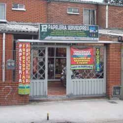Papelería Serviexpress en Bogotá