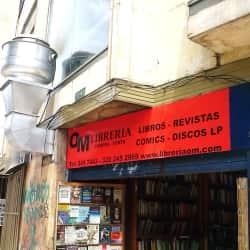 OM Librería en Bogotá