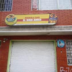 Rockola Bar El Buen Amigo en Bogotá