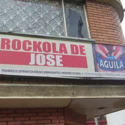 Rockola de José en Bogotá