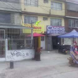 Carpas Romix en Bogotá