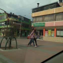 Chispas de la colina en Bogotá