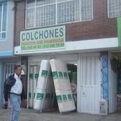 Colchones Punto de Fábrica  en Bogotá