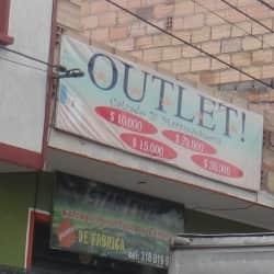 Outlet Calzado y Marroquinería en Bogotá
