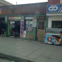 Tienda Pañalera en Bogotá