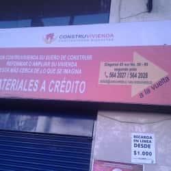 Construvivienda  en Bogotá