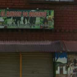 El Rincón de Bohemio en Bogotá