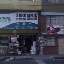 Surgrifos Grival en Bogotá