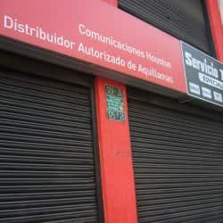 Comunicaciones Houston en Bogotá