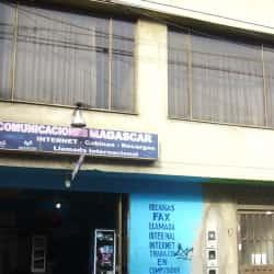 Comunicaciones Magascar en Bogotá