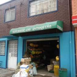 Supermercado Antioqueño en Bogotá